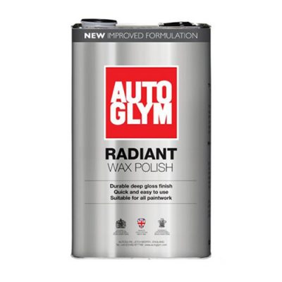 Autoglym Radiant Wax 5 Litre Trade Size