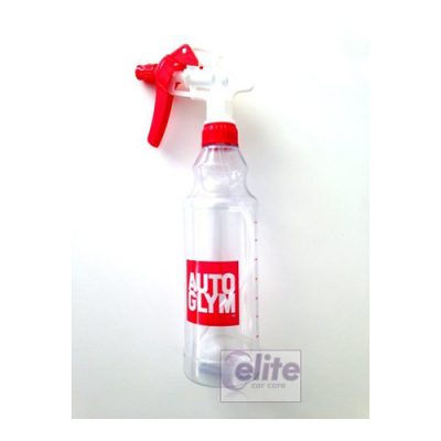 Autoglym 500ml Bottle & Spray Head