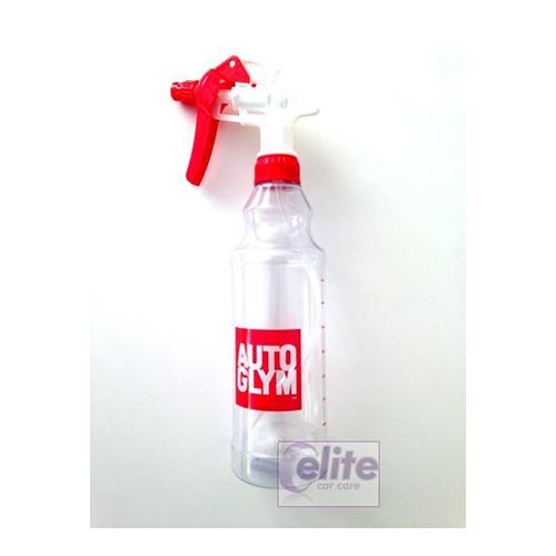 Autoglym 500ml Bottle & Spray Head