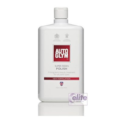 Autoglym Super Resin Polish 1 Litre - NEW Formulation