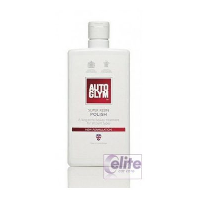 Autoglym Super Resin Polish 500ml - NEW Formulation