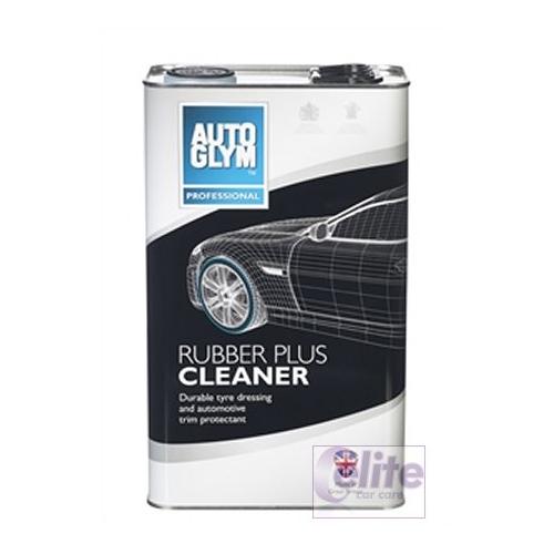Autoglym Rubber Plus Cleaner & Tyre Dressing - 5 Litre