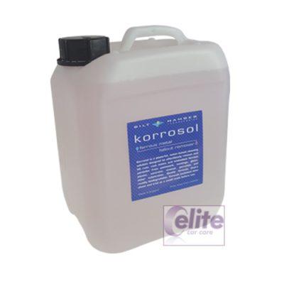 Bilt Hamber Korrosol - Ferrous Metal Fallout Remover - 5 litre