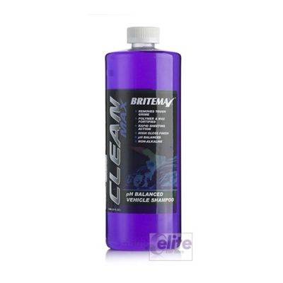 Britemax Clean Max - pH Balanced Car Shampoo 946ml