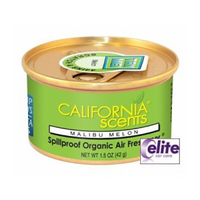 California Scents Spillproof Air Freshener - Malibu Melon