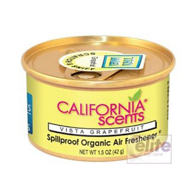 California Scents Spillproof Air Freshener - Vista Grapefruit