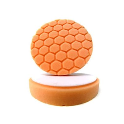 Chemical Guys - HEX-LOGIC Orange Medium-Heavy Cut Pad 5.5in