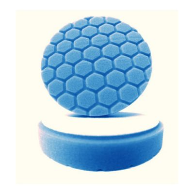 Chemical Guys - HEX-LOGIC Blue Light Clean and Glaze Pad 5.5in