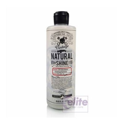 Chemical Guys - Natural Shine - Satin Shine Dressing 16oz