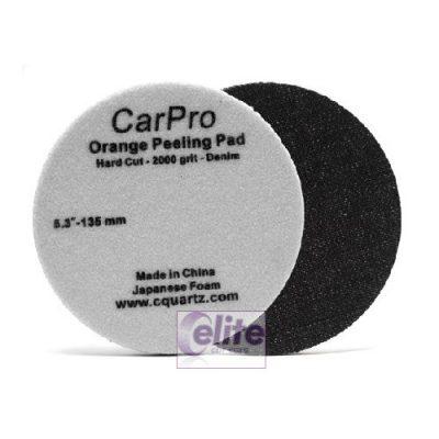 CarPro Orange Peel Removal Pad Denim 2000 140mm