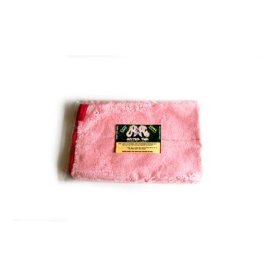 "Dodo Juice - ""Mr Pink"" Super Plush Interior Detailing Mitt"