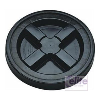 Gamma Seal Bucket Lid - Black