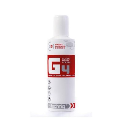 Gtechniq G4 Nano Glass Polish - 100ml