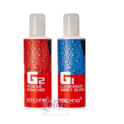Gtechniq G1 ClearVision Smart Glass Nanocoat - 100ml