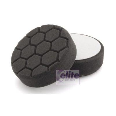 Elite HEXSHINE Black Finishing Spot Pad 4 inch