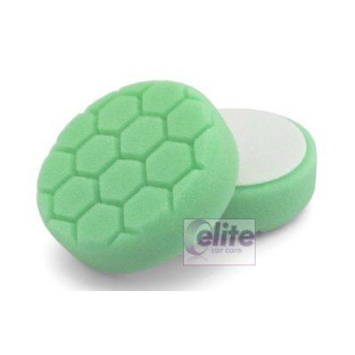 Elite HEXSHINE Green Heavy Polishing Spot Pad 4 inch