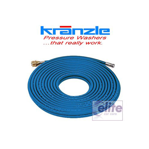 Kranzle 15m Drain, Gutter & WastePipe Cleaning Hose