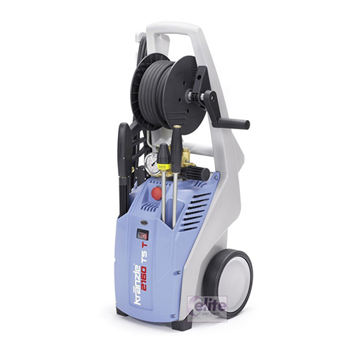 Kranzle K2160 TST Pressure Washer with Hose Reel & Dirtkiller