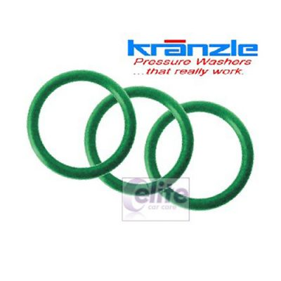 Kranzle Green Heavy Duty O-Ring - Pack of Three