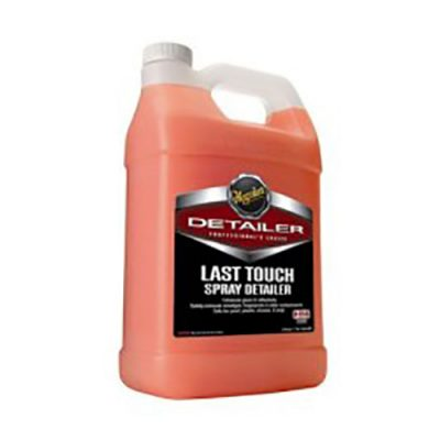 Meguiars Last Touch Spray Detailer - 1 Gallon / 3.78 Litres
