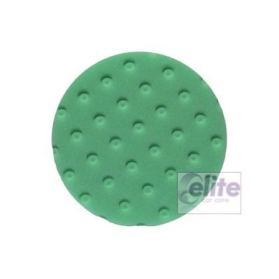 "Lake Country CCS Green 6.5"" Heavy Polishing Pad"