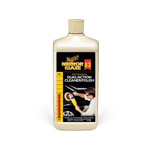 Meguiars Mirror Glaze - Dual Action Cleaner/Polish #83 - 946ml