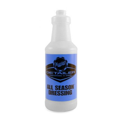 Meguiars All Season Dressing Bottle & Spray Head