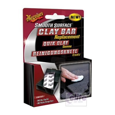 Meguiars Smooth Surface Replacement Clay Bar 50g