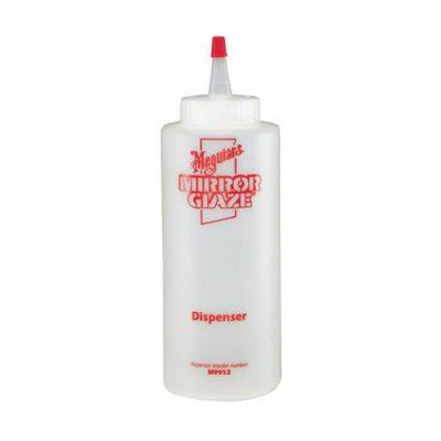 Meguiars Professional 12oz / 355ml Dispenser Bottle M9912