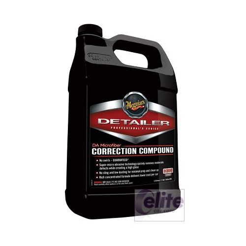 Meguiar S Da Microfibre Correction Compound 128oz Us