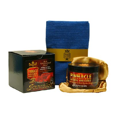 Pinnacle Souveran Carnauba Paste Wax 8oz - 236ml