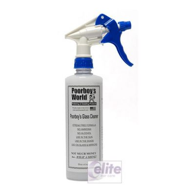 Poorboy's Glass and Windscreen Cleaner 16oz - NEW