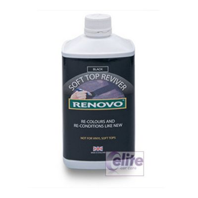 Renovo Soft Top Reviver 500ml