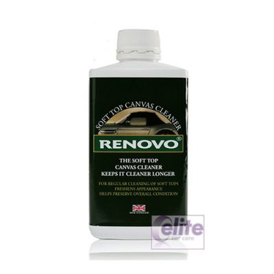 Renovo Soft Top Canvas Cleaner 500ml