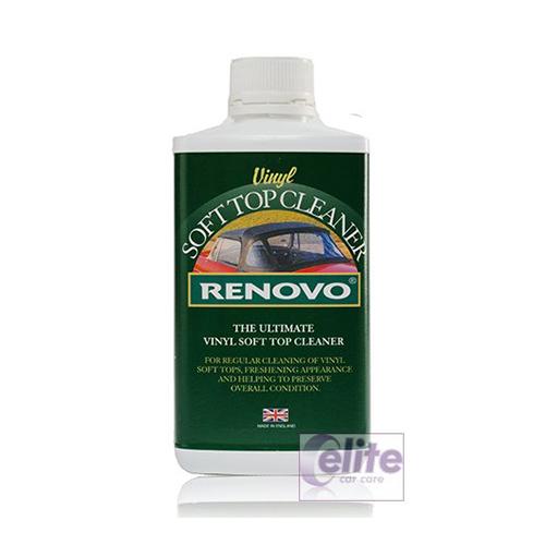 Renovo Soft Top Vinyl Cleaner 500ml Elite Car Care