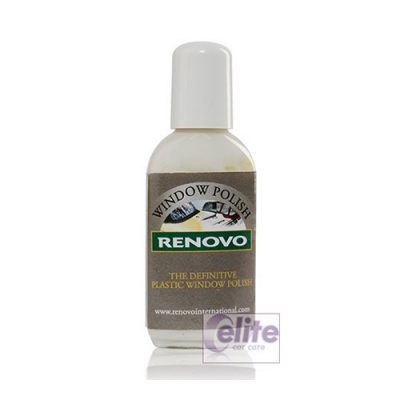 Renovo Plastic Window Polish 50ml