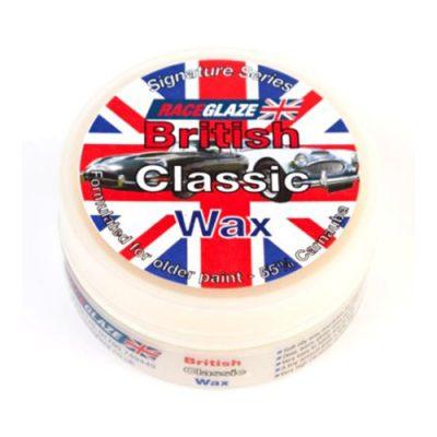 Raceglaze Signature Series British Classic Carnauba Wax