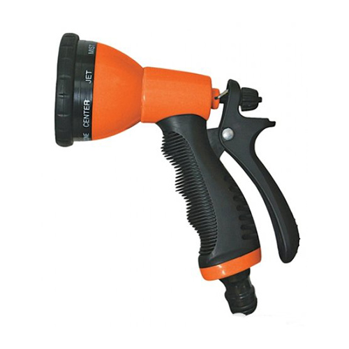 Silverline 9 Pattern Hose Spray Gun