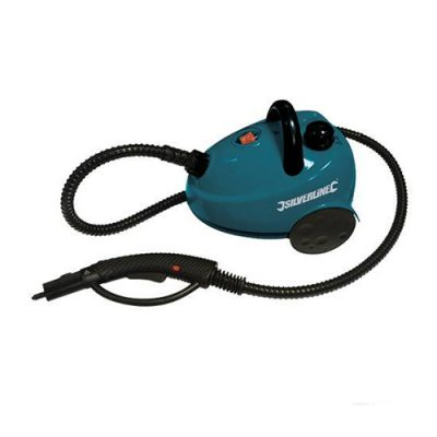 Silverline Domestic and Workshop Steam Cleaner 1400w