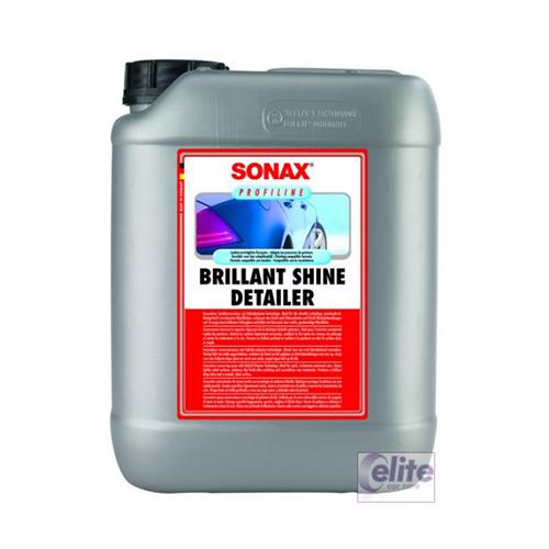 sonax xtreme brilliant shine detailer 5 litre elite car care. Black Bedroom Furniture Sets. Home Design Ideas