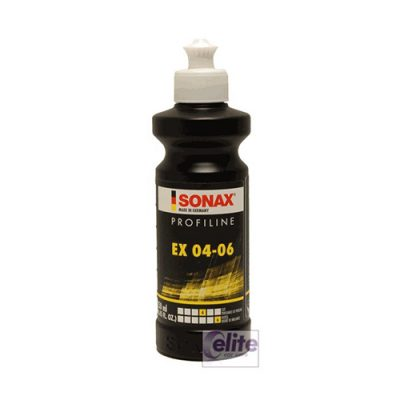 SONAX - PROFILINE EX 04-06 Polish for DA Polishers 250ml