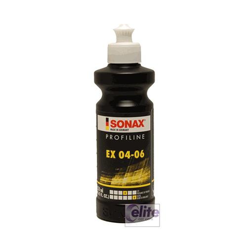 SONAX - PROFILINE EX 04-06 Polish for DA Polishers 250ml
