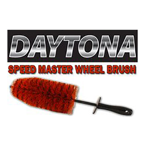 Daytona Speedmaster Wheel Brush - For Cars & Bikes