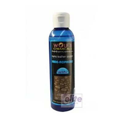 Wolf's Chemicals Nano Leather Sealant (Hide-Rophobe) - 150ml