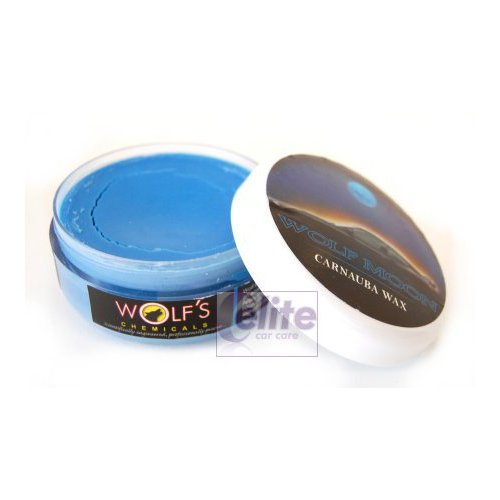 Wolf's Chemicals Wolf Moon High Gloss Carnauba Paste Wax