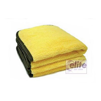Elite Wonder Super Plush Gold Buffing Towel 60x40