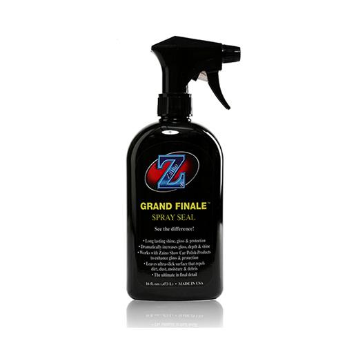 Zaino Z Grand Finale Spray Seal Elite Car Care - Zaino show car polish