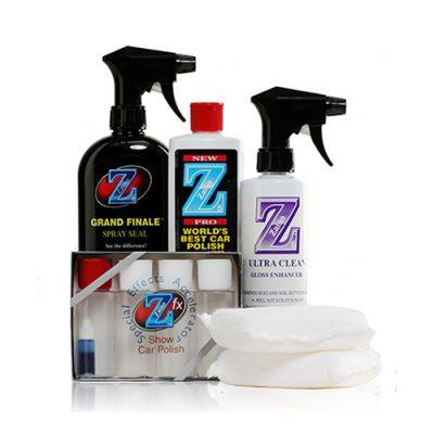Zaino 'Finishing' Kit with Z-5 PRO