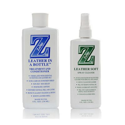Zaino Z-9 & Z-10 - Leather Protection Twins