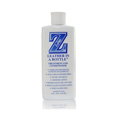 Zaino Z-10 Leather in a Bottle - Treatment and Conditioner